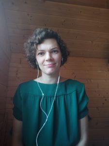 Психолог Валерия Вятчанина
